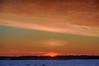 Sunrise at Moosonee. HDR efx balanced.
