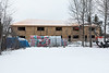 New housing for government of Ontario staff on Ferguson Road in Moosonee.