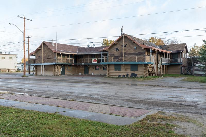 The Regular Stop formerly Moose Lodge originally Arctic Arts.