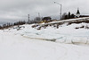 Public docks site in Moosonee.