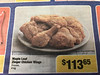 Northern flyer, 4 kg of chicken wings for $113.65