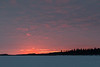 Almost sunrise down the Moose River 2017 April 16th.