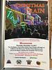 Poster for Ontario Northland Railway Christmas Train in Moosonee 2017 December 14th.