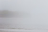 Looking up the Moose River in the rain. Dehaze applied in gradient from left.