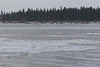 Ice drifting on the Moose River 2017 November 8th