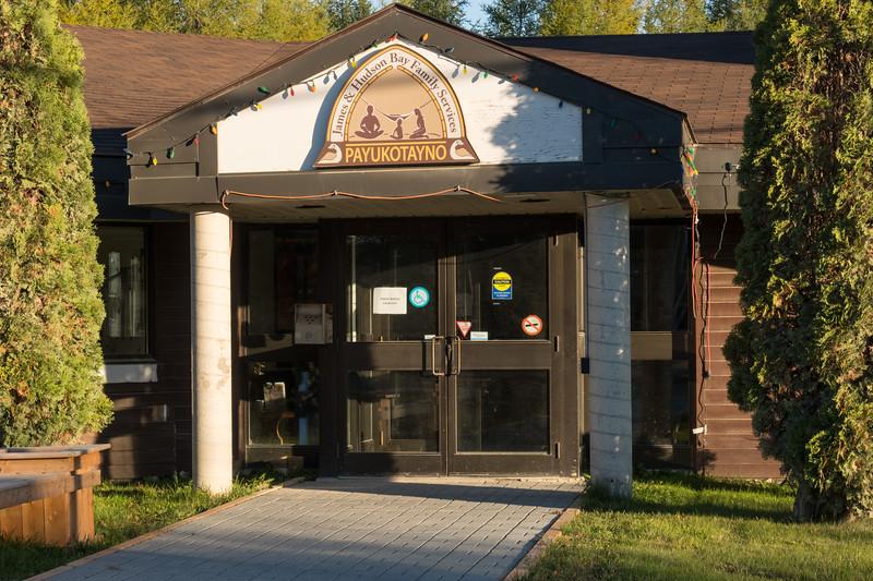 Payukotayno: James and Hudson Bay Family Services.