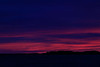 Low colours over the Moose River before sunrise.