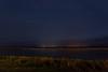 Dark night shot. Note light from passing boat.