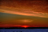 Sunrise at Moosonee. HDR efx dark.