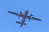 Air Creebec cargo HS-748 over Moosonee