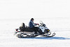 Snowmobile on the Moose River.p