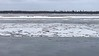 Ice flowing on the Moose River 2017 November 8th.
