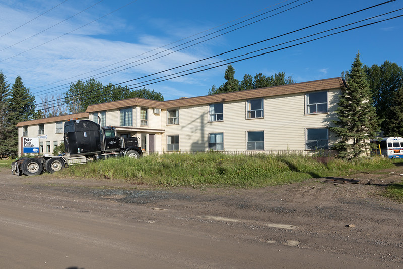 Polar Bear Lodge in Moosonee. Closed since 2014.