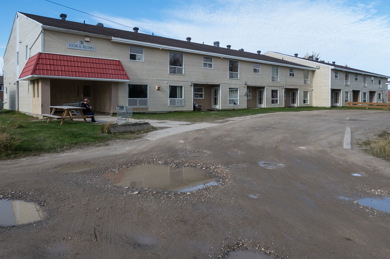 Seniors Residence on Niska Road.