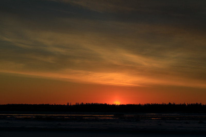 Darker version of sunrise.