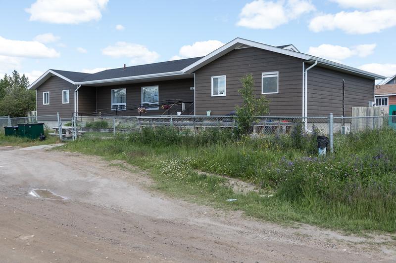 James Bay Association for Community Living Residence in Moosonee.