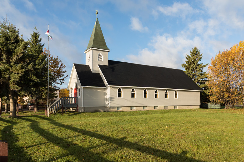 Church of the Apostles in Moosonee (Anglican / Episcopalian)