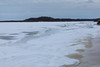 Broken ice along the tidemark 2017 April 16th.