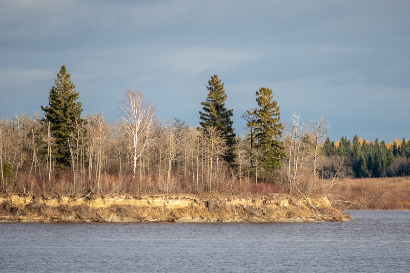 South end of Butler Island 2018 October 24