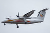 Air Creebec DHC-8 C-GJOP coming to Moosonee. 2018 October 24