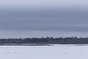 2018 April 19 a dull morning in Moosonee.