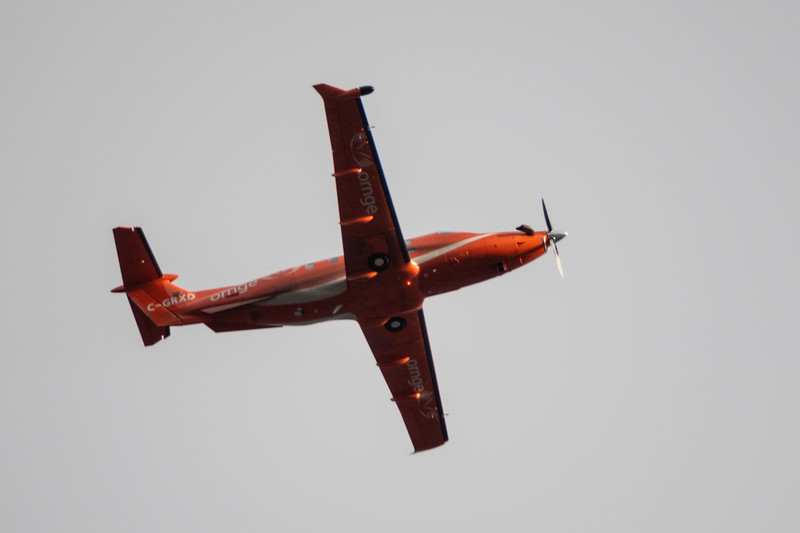 Ornge ambulance plane C-GRXD