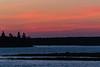 Sky across the Moose River 2018 September 12.