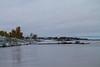 Two Bay docks in Moosonee.