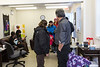 Official opening of the Moosonee Satellite Office of the Timmins Native Friendship Centre.