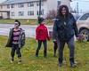 Moosonee Zombie Walk 2014 October 26th.