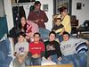 Twelfth birthday party for David Hunter in Moosonee.