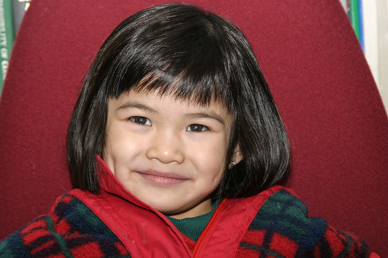 Cecilia Lee: daughter of Keewaytinok Native Legal Services lawyer Fintan Lee and his wife Yuke Man. 2005 January 26