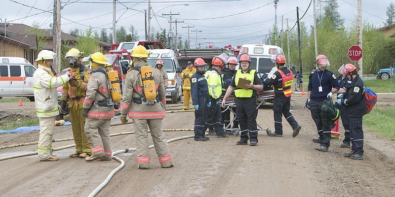 Emergency Response Exercise 2005 May 28