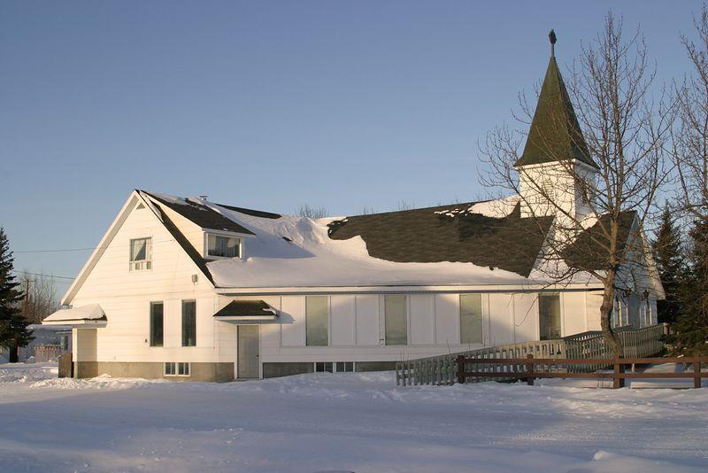 Church of the Apostles, Moosonee, Ontario, Anglican (Episcopalian).