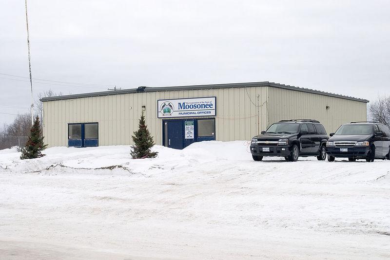 Moosonee Town Office