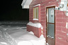 Clinic side door 2004 December 30