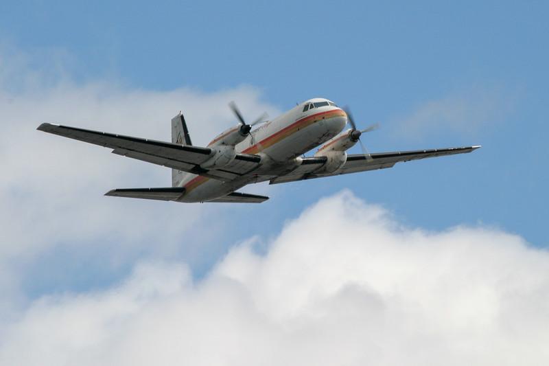 HS748 Air Creebec