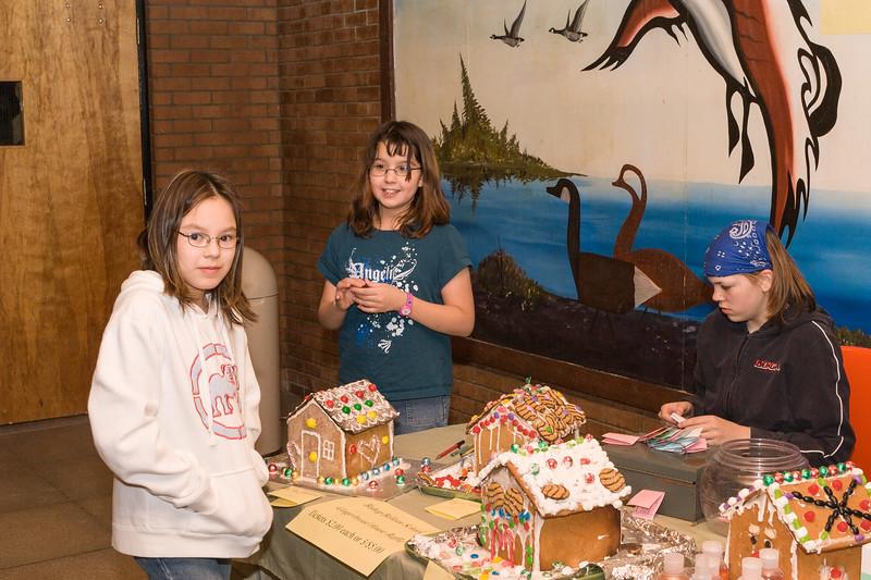 Christmas Bazaar.