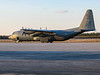 C-130 Hercules at Moosonee Airport for evacuation from Attawapiskat flooding.