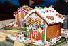 Gingerbread houses built by Senior Students at Bishop Belleau School 2005 November 19