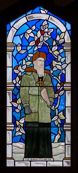 Henri Belleau, OMI, Vicar Apostolic of James Bay, titular Bishop of Perrhe, 1896-1976.