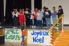 Bishop Belleau Separate School Christmas Concert 2007-Grade 6/7/8 students singing O Come All Ye Faithful