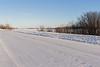 Revillon Road in Moosonee 2005 December 13th.
