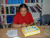 Honouring Mary Blueboy for 19 years of service as community legal worker. 2003 June 20