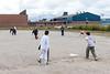 Bishop Belleau School students at recess 2005 September 19