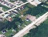 Revillon Road South in Moosonee in 1988 (now Veterans).