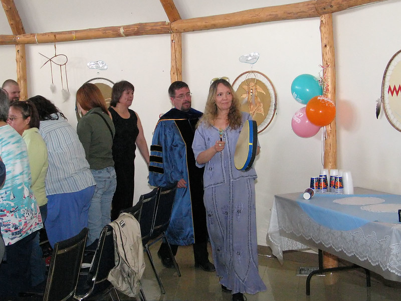 Aboriginal Teacher Education Program Graduation 2005 June 18