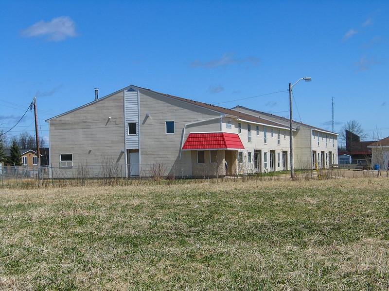 Seniors Residence on Niska Road in Moosonee.