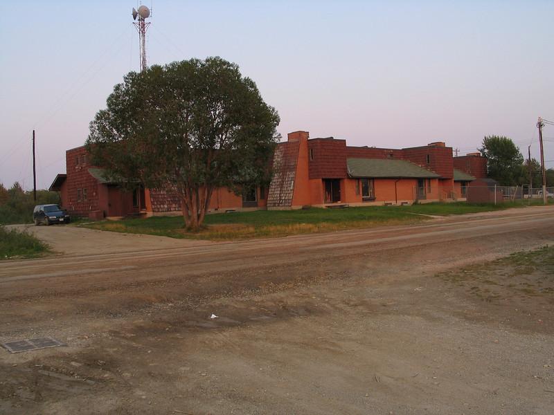 James Bay Education Centre apartments in Moosonee.