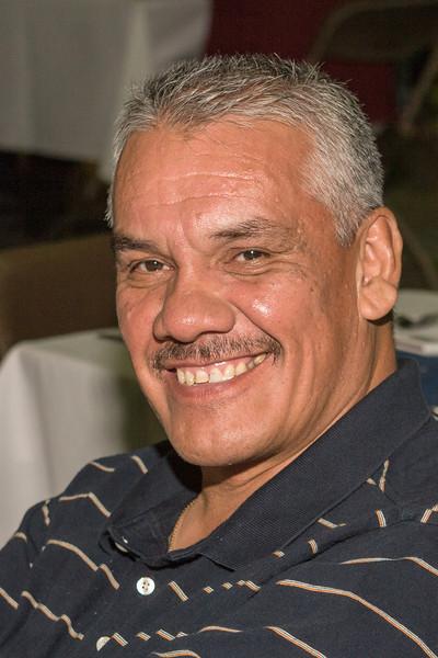 Stan Louttit at a Moosonee wedding 2005 August 27